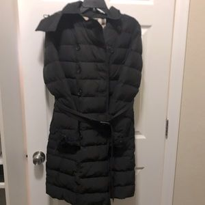 Burberry Brit Puffer Coat (Worn Once)
